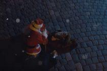 COLINDE 2016. VIDEO. Un colind filmat la Timisoara face furori pe net