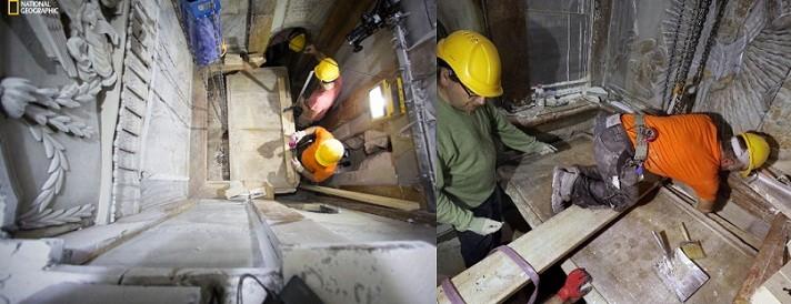 Descoperire la mormantul lui Iisus din Ierusalim. Arheolog: Cand ne-am dat seama ce am descoperit, au inceput sa imi tremure genunchii
