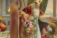 Legenda lui Mos Nicolae, spiritul care intruchipeaza bunatatea, credinta si generozitatea