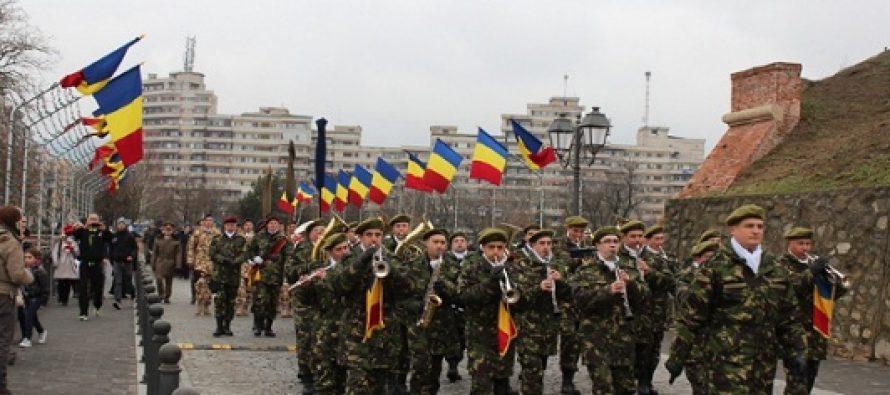 Alba Iulia este, in aceste zile, capitala tuturor romanilor. De 1 decembrie, in toate bisericile vor fi slujbe inchinate Zilei Nationale