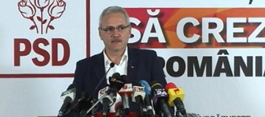 Dragnea: Am vazut cateva iesiri ale lui Daniel Constantin, dar nu afecteaza sustinerea Guvernului