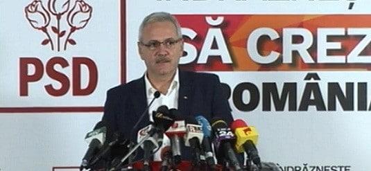 Propunerea de premier a PSD nu va putea fi refuzata de presedintele Iohannis, da asigurari Dragnea