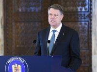 Presedintele Iohannis propune partidelor un acord national pentru anularea modificarilor la legislatia din justitie