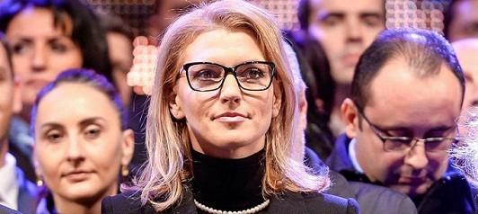 Romania, rosie de la Prut pana la Tisa. Alina Gorghiu va ramane in istorie pentru declaratia din seara alegerilor