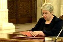 Vicepremierul Sevil Shhaideh se intalneste cu o delegatie a FMI