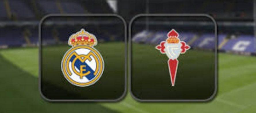 BILETUL ZILEI 18 IANUARIE 2017. Real Madrid – Celta, derby in Cupa Spaniei