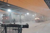 Trenuri anulate de CFR Calatori miercuri, 18 ianuarie. Probleme in judetele Constanta, Ialomita, Olt si Calarasi