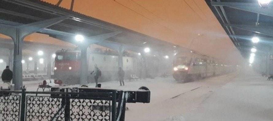 CFR CALATORI, MERSUL TRENURILOR – 11 IANUARIE 2017: Vezi daca sunt trenuri care nu circula. Se intervine la Bucuresti, Constanta, Craiova, Brasov si Galati