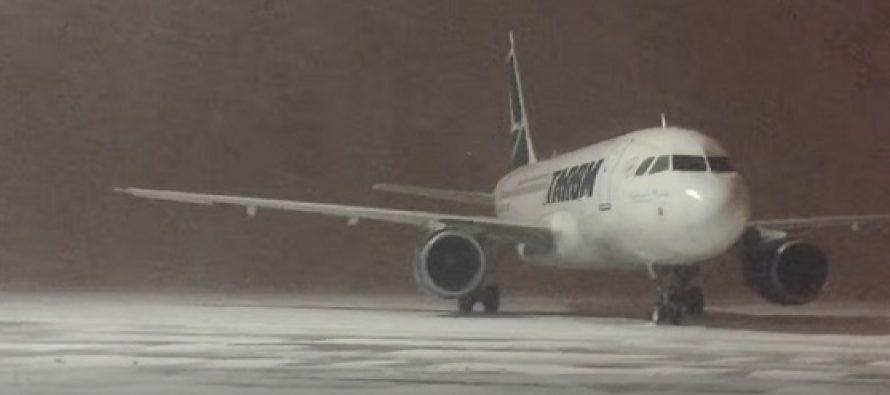 Curse cu intarziere pe Aeroportul Otopeni. Tarom a anulat cursele Bucuresti – Chisinau, Bucuresti – Timisoara, Bucuresti – Cluj. UPDATE