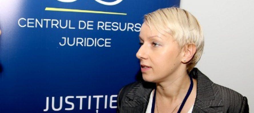 Sectia speciala pentru investigarea infractiunilor comise de judecatori si procurori este protejata de orice decizie a vreunui om politic, declara Dana Garbovan (UNJR)