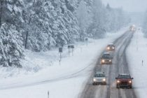 Drumuri si autostrazi inchise de viscol. INFOTRAFIC: Sunt inchise zeci de drumuri nationale si Autostrada Soarelui Bucuresti – Constanta