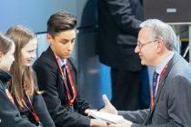 Targ de tehnologie la Londra in cadrul caruia au fost prezentate initiative romanesti de eLearning