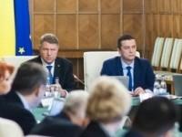 Patru ministri au depus juramantul de investitura la Palatul Cotroceni. Iohannis: Prima remaniere guvernamentala, o miscare buna