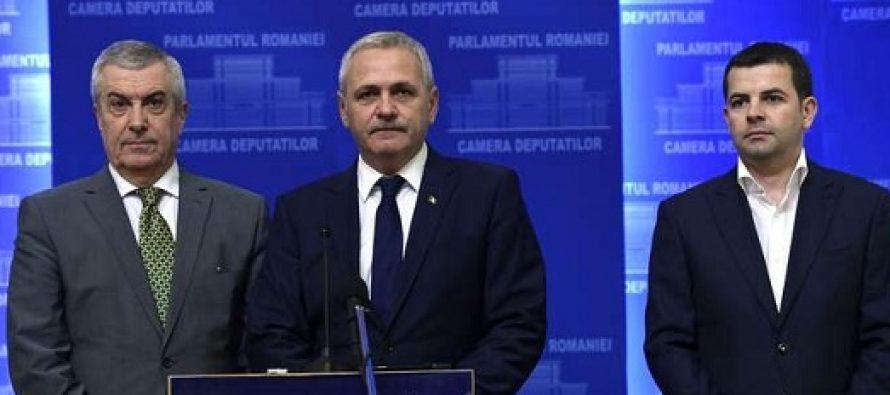 Guvernul Grindeanu, prezentat oficial. PSD si ALDE au anuntat ministrii propusi sa formeze noul Executiv