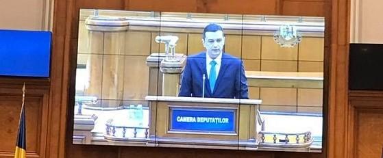 """Grindeanu promite, inainte de votul de investire din Parlament, ca Guvernul sau va pune in practica """"toate masurile prezentate de PSD"""""""