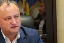 """Igor Dodon la Russia Today: Romania e pregatita in orice moment sa """"absoarba"""" R. Moldova"""