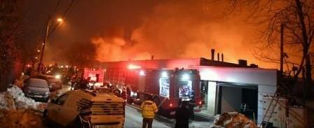 Incendiu la Bamboo, in spitalele din Bucuresti au fost internati 41 de raniti. UPDATE