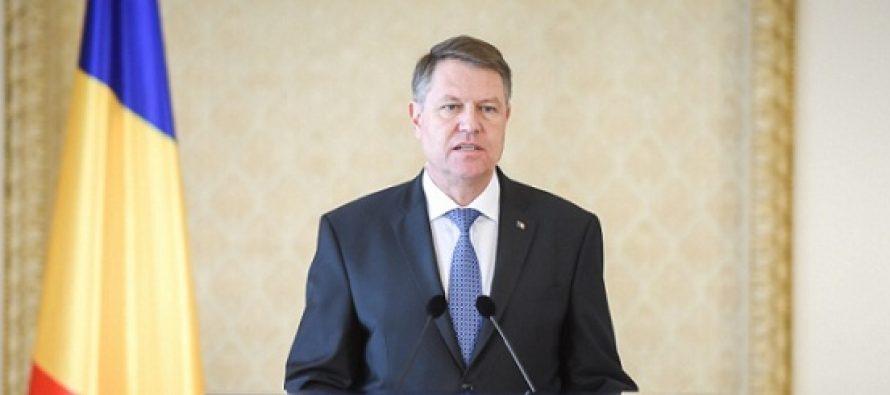 Presedintele Iohannis se intalneste cu ambasadorii tarilor UE, va fi abordat si subiectul privind iesirea Marii Britanii din Uniunea Europeana