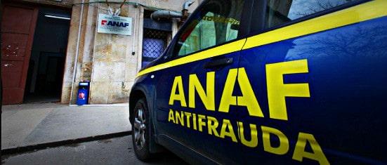 ANAF anunta controale ample la nivel national in sectoarele cu risc fiscal