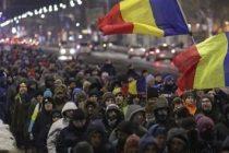 Protest cu 30.000 de oameni in Bucuresti impotriva ordonatelor privind gratierea si modificarea Codului Penal