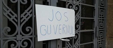 Proteste la Bucuresti si in strainatate fata de Codul Penal si ordonanta privind gratierea. Jurnalist: Se cer sponsorizari din Diaspora