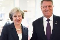 Cabinetul premierului Marii Britanii l-a confundat pe Iohannis cu Ciolos