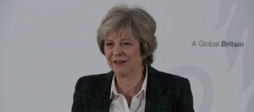 DISCURS THERESA MAY. Marea Britanie va parasi piata UE si uniunea vamala dupa Brexit