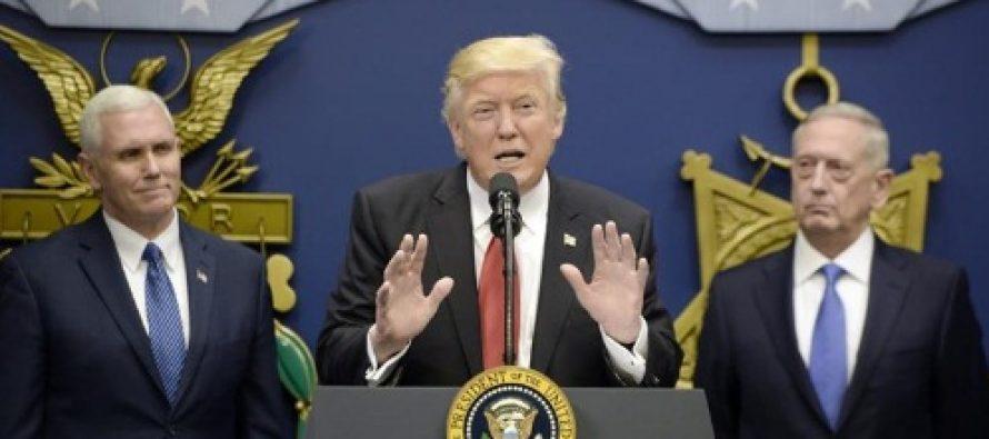 Trump vrea sa inchida Loteria Vizelor: E un dezastru. Cei care castiga nu sunt cei mai buni, trebuie sa ne descotorosim de ea
