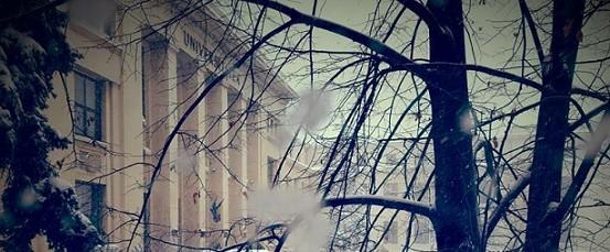 Universitatea Bucuresti (UB) a suspendat cursurile pana pe 16 ianuarie 2017 din cauza vremii extreme