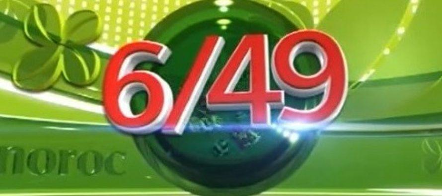 LOTO DIN 15 APRILIE. Un norocos a nimerit toate numerele la 6 din 49, premiul fiind castigat pentru a doua saptamana consecutiv