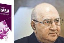 """Dinu Sararu si-a lansat noua carte """"Ura din ochii vulpii"""", romanul unei dezamagiri"""