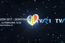 EUROVISION 2017. Semifinala Eurovision Romania este pe 26 februarie la TVR. Doar 10 concurenti vor ajunge in marea finala