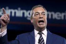 Nigel Farage, la Washington: Am facut-o! 2016 a fost inceputul unei mari revolutii globale