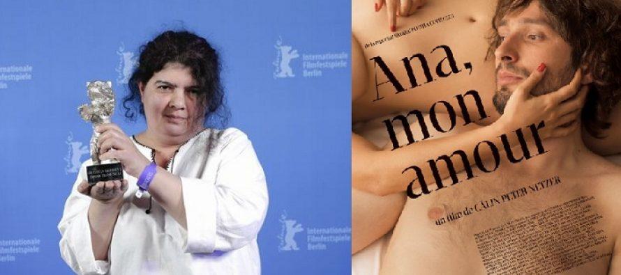 """Filmul """"Ana, mon amour"""" in regia lui Calin Peter Netzer a castigat Ursul de Argint pentru montaj la Berlin"""
