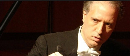 Concert Brahms & Dvorak la Sala Radio, cu pianistul Giovanni Bellucci in prim-plan