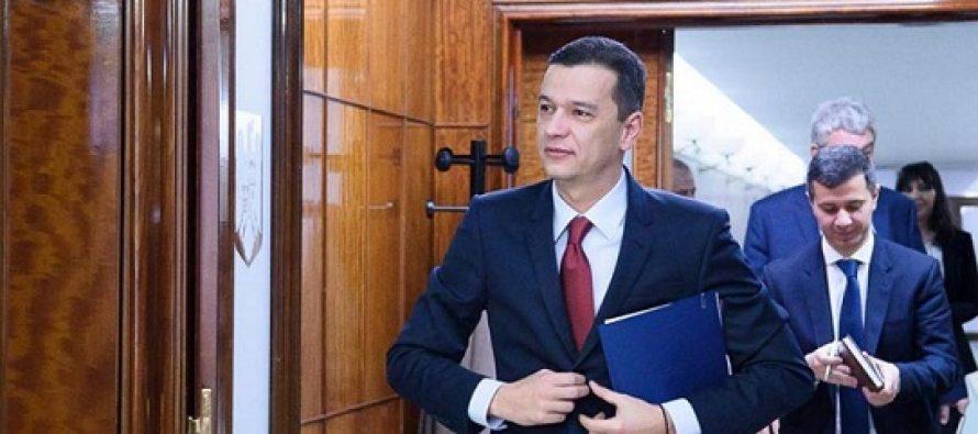 Sorin Grindeanu are sanse sa ajunga presedinte al PSD, sustine un membru al partidului