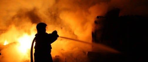 Explozie la Stei, judetul Bihor, zece persoane au fost ranite. A fost declansat planul rosu de interventie