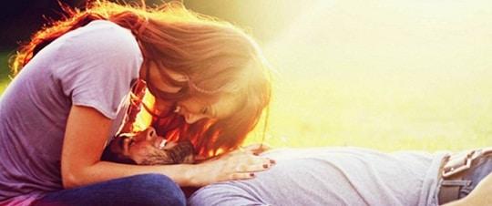Dragostea nu este un lucru pamantean, ci poate singura ramasita care ne conecteaza cu divinul si eternitatea
