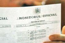 OUG privind noile masuri fiscal-bugetare a aparut in Monitorul Oficial. Ce prevede ordonanta