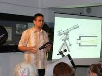 Nova Rosie Luminoasa, descoperita la Observatorul Astronomic din Barlad, are nume oficial de catalog