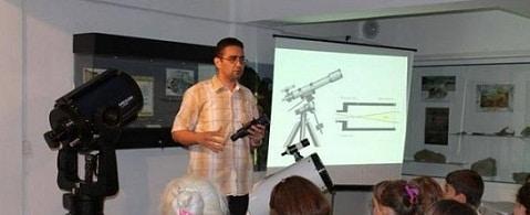 Nova Rosie Luminoasa descoperita la Observatorul Astronomic din Barlad are nume oficial de catalog