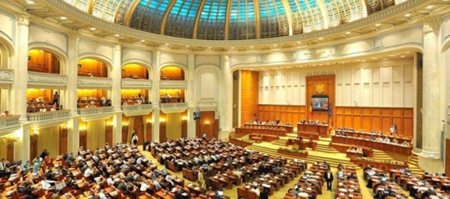 Parlamentul a eliminat pensiile speciale, cu exceptia celor militare si ale politistilor