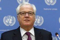Vitali Ciurkin, ambasadorul Rusiei la ONU, a murit subit la New York