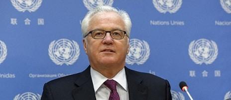 Vitali Ciurkin, ambasadorul Rusiei la ONU, a murit subit