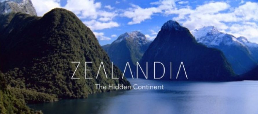 Oamenii de stiinta au descoperit un nou continent – Zealandia