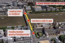 Andreea Cristea, romanca ranita in atentatul de la Londra, a murit la spital