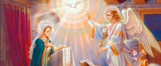 Buna Vestire, una din cele mai vechi sarbatori inchinate Fecioarei Maria. Acatistul Bunei Vestiri, rugaciunea care ii ajuta pe credinciosii in nevoie