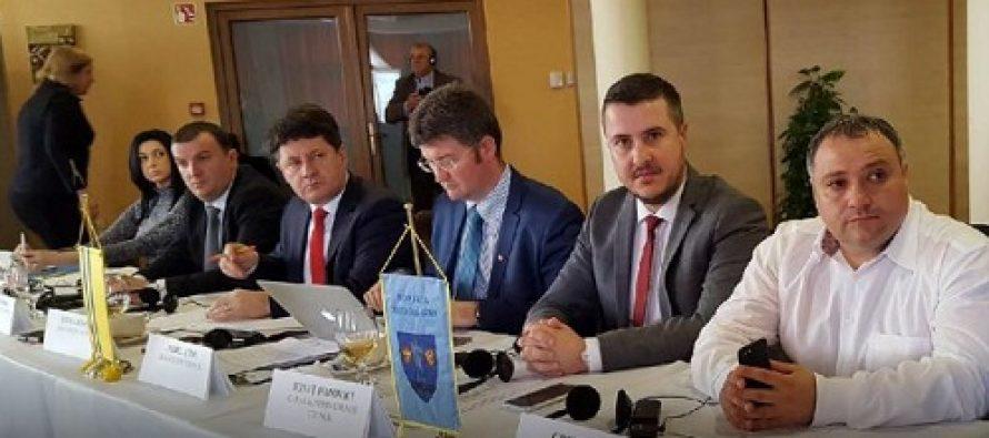 Euroregiunea DKMT, la ceas aniversar! Romania va dezvolta o serie de proiecte importante cu vecinii din Serbia si Ungaria