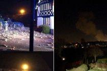 Explozie la Liverpool, 34 de persoane au fost ranite, dintre care doua sunt in stare grava. UPDATE