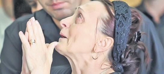 Mama artistei Madalina Manole a murit din cauza unei boli incurabile